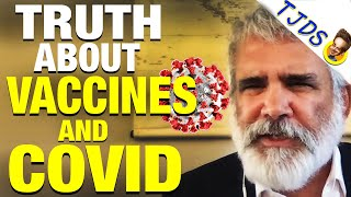 EXPLOSIVE Truth About Vaccines & COVID w/Inventor Of mRNA Vaccine Technology, Robert Malone