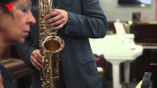 Саксофон Yamaha YAS-875EX