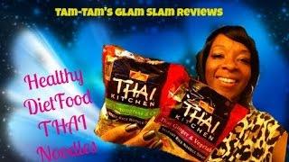 Healthy Haul  Thai Noodles Diet Food