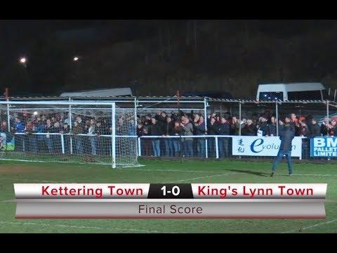 KTFC v King's Lynn Town - highlights - 01/01/2018