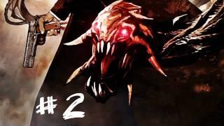 The Darkness 2 Gameplay Walkthrough - Part 2 - Quad-Wielding