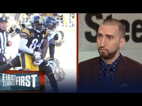 Nick and Cris on the Jaguars' 45-42 win over the Steelers in the NFL playoffs | FIRST THINGS FIRST