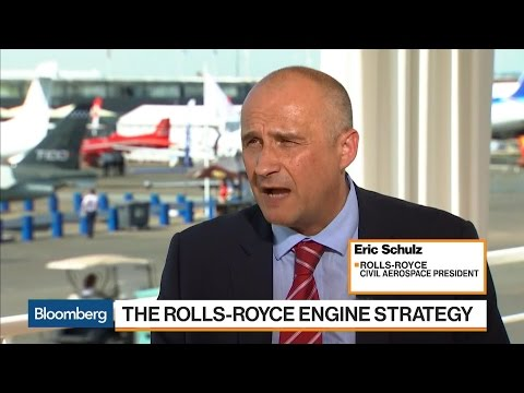 Rolls-Royce Updates Aerospace Engine Strategy