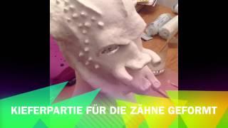 Predatormaske selber Machen - Predator Mask Tutorial