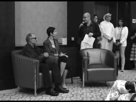 Abbas Kiarostami à Dubaï (2012) by Gérard Courant