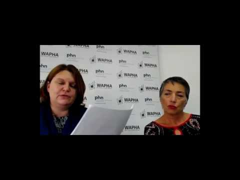 HSRAANZ Webinar - Commissioning health care in Australia - reflecting on Primary Health Networks