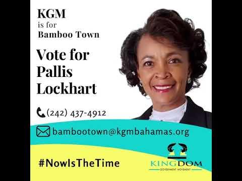 👉🏾KGM Candidate Bamboo Town | #KGMBAHAMAS #KGMTANGO✨ | Kingdom Government Movement