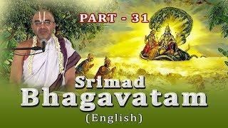 Srimad Bhagavatam ( English ) Part - 31 |  Sage Suka guides to tame Kali