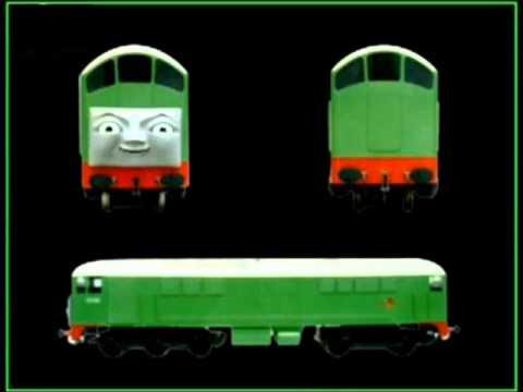 Thomas The Tank Engine Tv Models Youtube