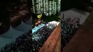 文良港希盟座谈会,現場人山人海!