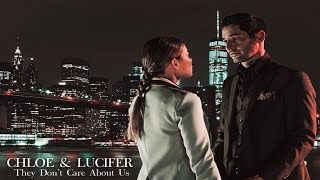 Chloe & Lucifer - They Don't Care About Us [+3X24] #SaveLucifer