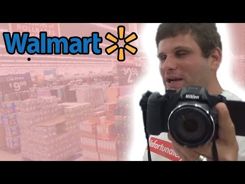 SHOPPING AT WALMART W/ JASON GENOVA Day In The Life Of