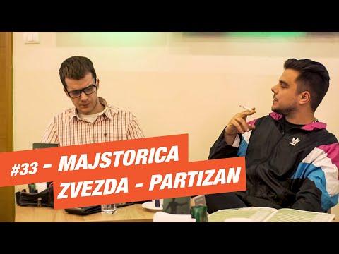 BETparačke PRIČE #33 - Majstorica Zvezda - Partizan