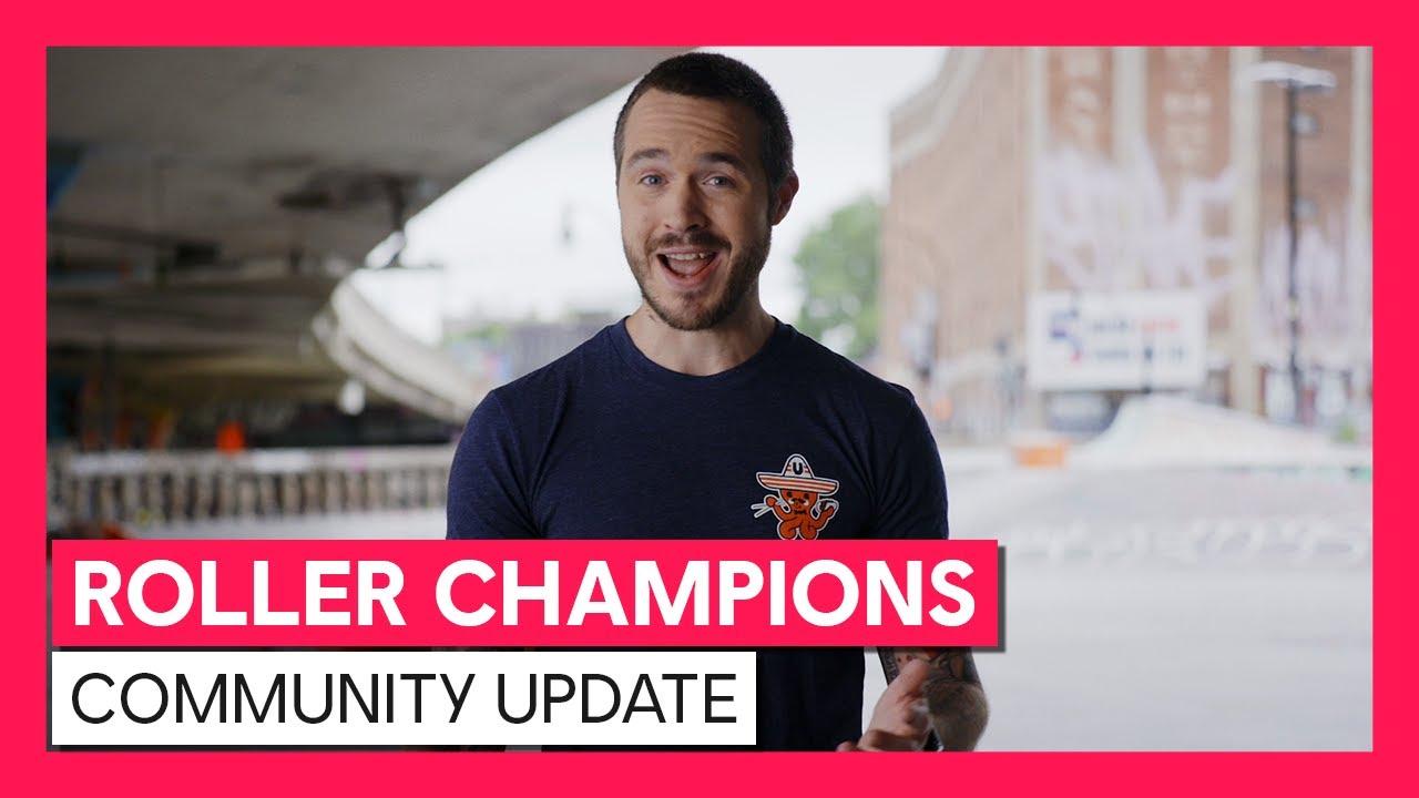 ROLLER CHAMPIONS - Community Update | Ubisoft Forward