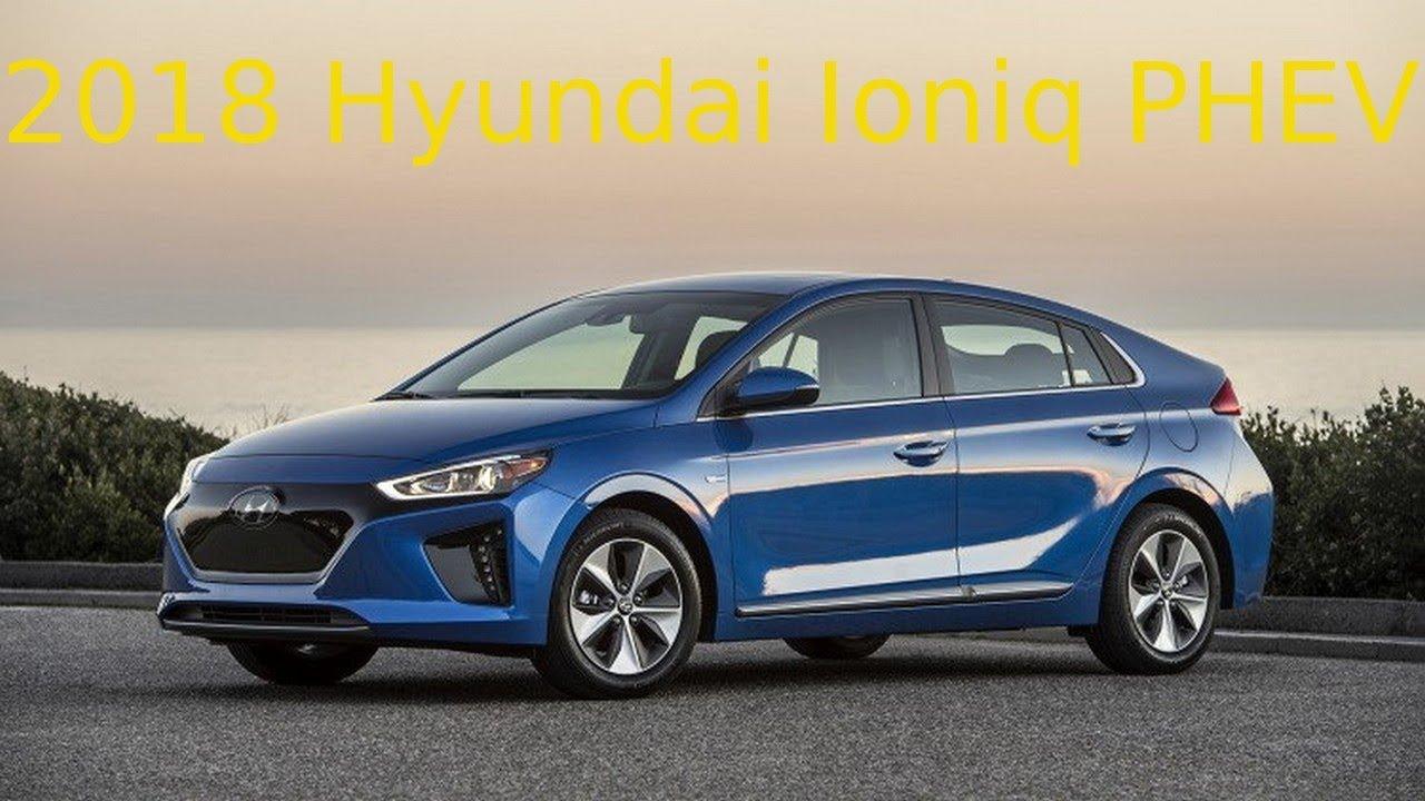 2018 Hyundai Ioniq Phev Review