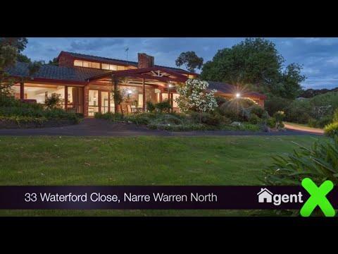 AgentX Real Estate Berwick Presents - 33 Waterford Close Narre Warren North Property Tour