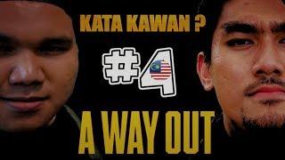 A WAY OUT with RezZaDude u0026 OOHAMI ! PART 4 (Malaysia) | KATA KAWAN?