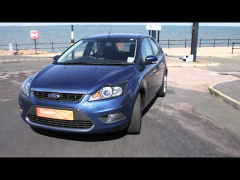 Ford Focus 1.6TDCi 109ps Titanium 5 door manual - GF10 UJK - at County Garage