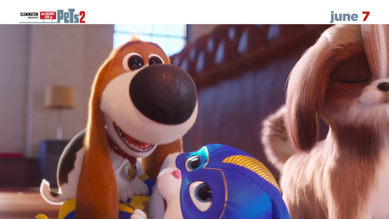 The Secret Life Of Pets 2 - In Theaters June 7 (Nobody Cares) [HD] - The Secret Life Of Pets 2