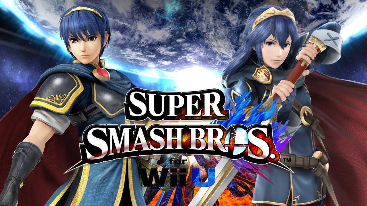 SSBWii U: Marth VS Lucina (Duels) - YouTube