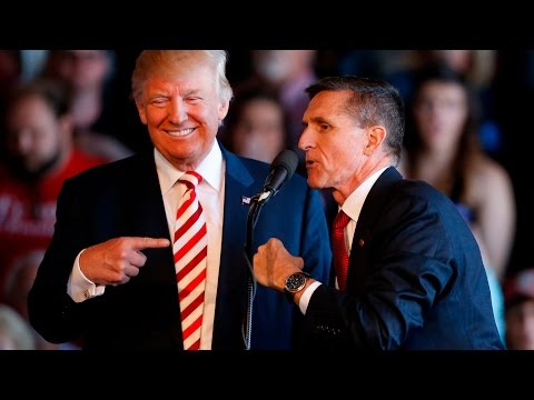 Valerie Plame on Flynn and Trump campaign