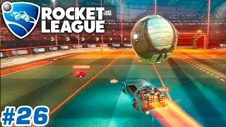 Kemal abi coştu I Rocket League Türkçe Multiplayer I 26. Bölüm