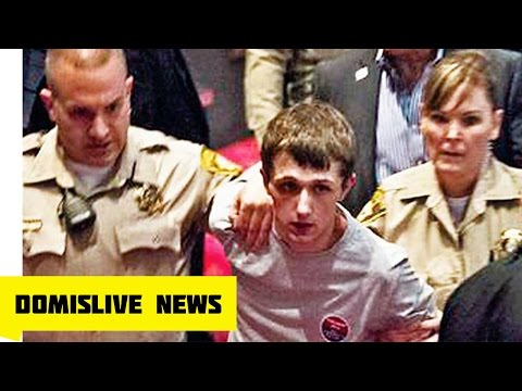 Trump Assassination Attempt Stopped By Police, Michael Steven Sandford (Video)