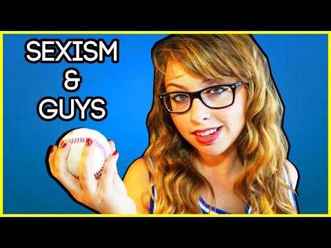 DOES SEXISM HURT MEN?