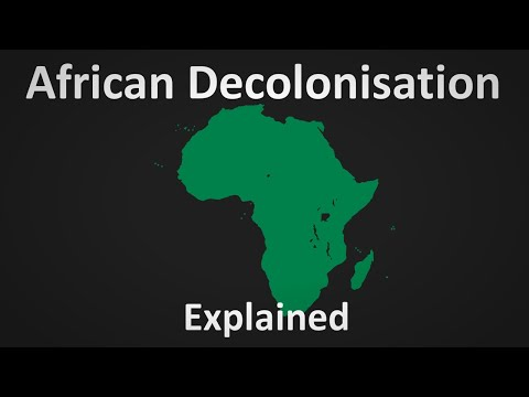 African Decolonisation Explained