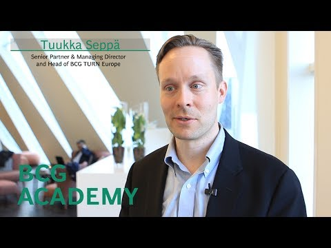 Turnaround Simulation - a fundamental session for any business leader