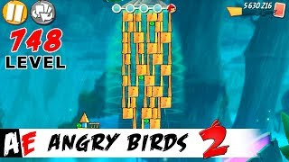 Angry Birds 2 LEVEL 748