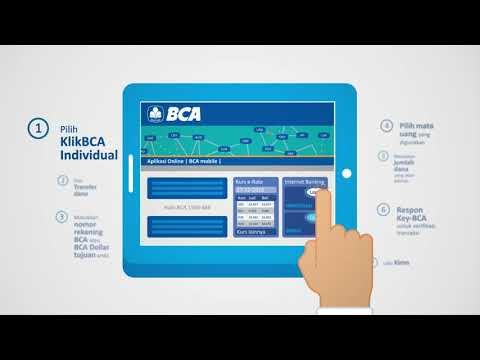Tutorial e-Rate BCA Transfer Valas via KlikBCA