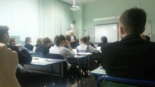 Урок литературы.Лесков. 7 класс. 1 часть.