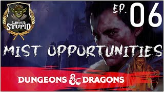 D&D | Curse of Strahd: Episode 06 | Lawful Stupid RPG