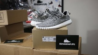 "Adidas Yeezy Boost 350 ""Turtle Dove"" Size 12 For Sale ASneakerLife com"