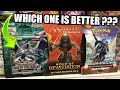WHAT'S WORTH THE MOST MONEY? Magic vs Yugioh vs Pokemon Card Opening!