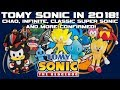 TOMY Sonic In 2018 - Chao, Infinite, Classic Super Sonic & More Confirmed!