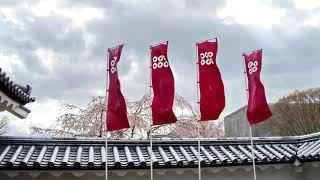上田城(うえだじょう)東虎口櫓門