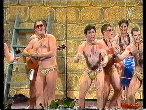 Chirigota. Los Quince en la Piera FINAL | Actuación Completa | Carnaval de Cádiz 2003