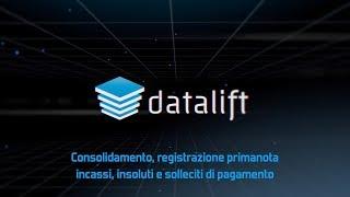 Datalift - Consolidamento e registrazione prima nota