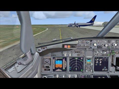 [FSX SE] Full flight LiveStream | VRyanair PMDG 737 NGX | Milan-Bucharest-Timisoara-Bologna
