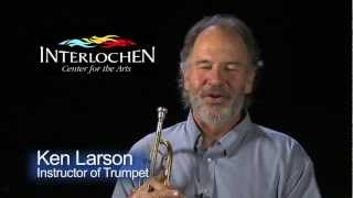 Trumpet Lesson: Set-up Exercise
