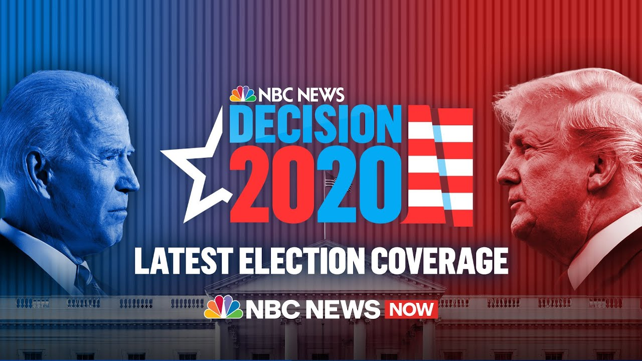 Live: Election Day 2020 Updates On NBC News NOW - November 3rd