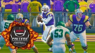 TOP RATED QB STRUGGLING!! NCAA 14 ROAD TO GLORY EP. 15