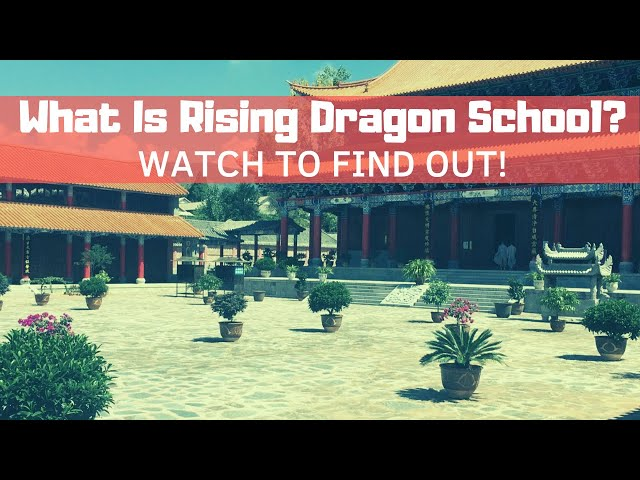 Rising Dragon School Intro