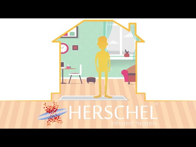 Herschel Infrared Heating - How does infrared technology work?
