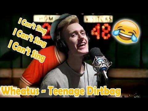 Wheatus - Teenage Dirtbag (Karaoke) Taking The P*ss Cause I Really Can't Sing!