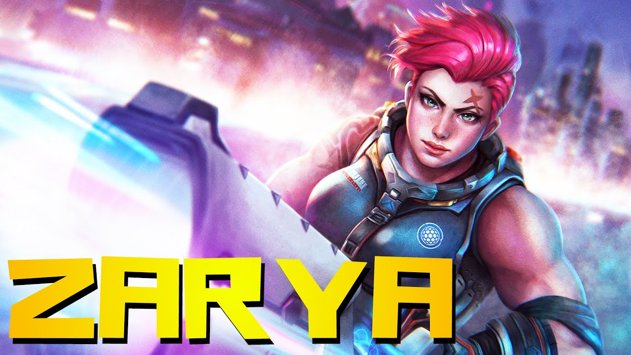 overwatch zarya guide how to be better at zarya tips