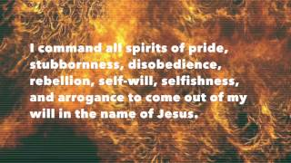 Prayers for Self-Deliverance & Breaking of Generational Curses