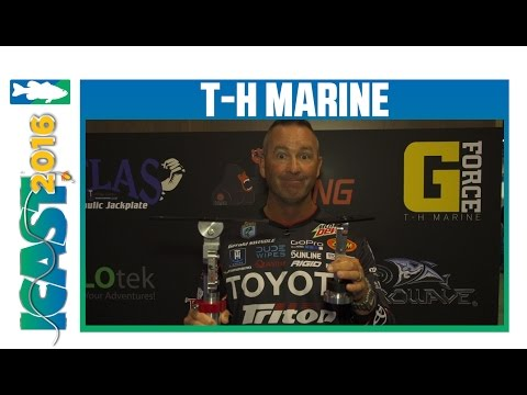 T-H Marine Kong Mount & Mini Kong Mount with Elite Series Pro Gerald Swindle | ICAST 2016